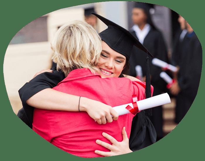 graduation shape image